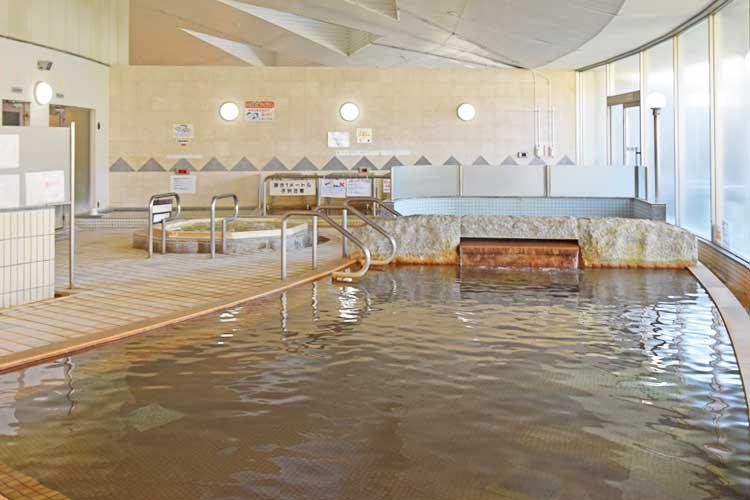 大浴場 南アルプス釜無川温泉 むかわの湯