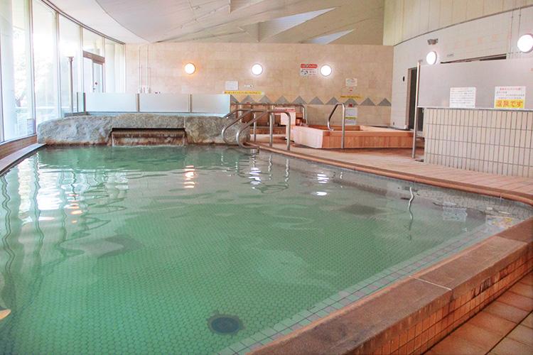 南アルプス釜無川温泉 むかわの湯